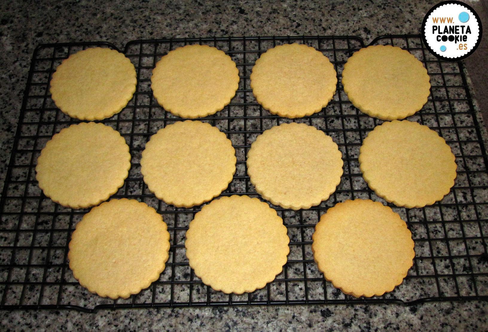 Recetas De Galletas Planeta Cookie ~ Como Hacer Galletas De Mantequilla