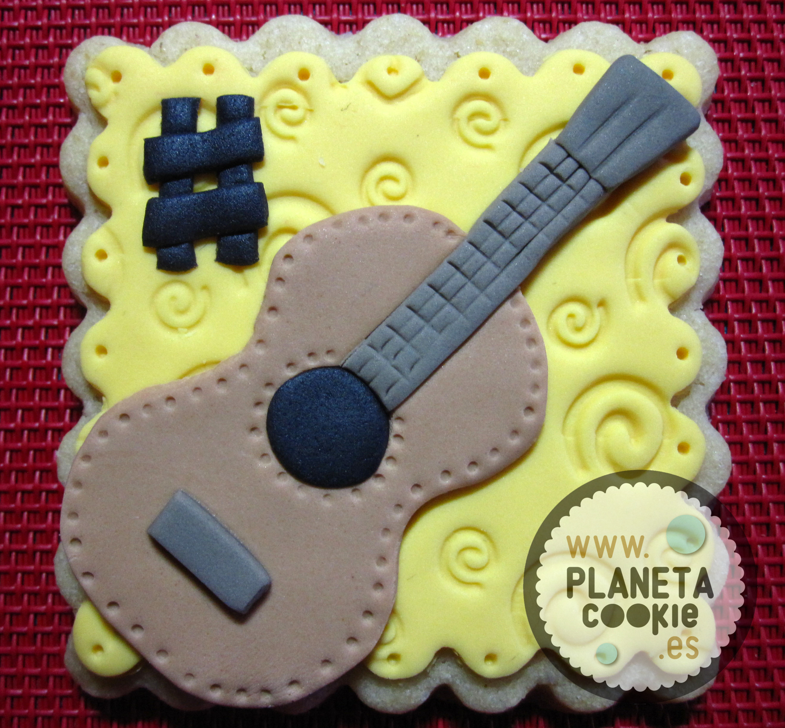 Guitarra - Sostenido
