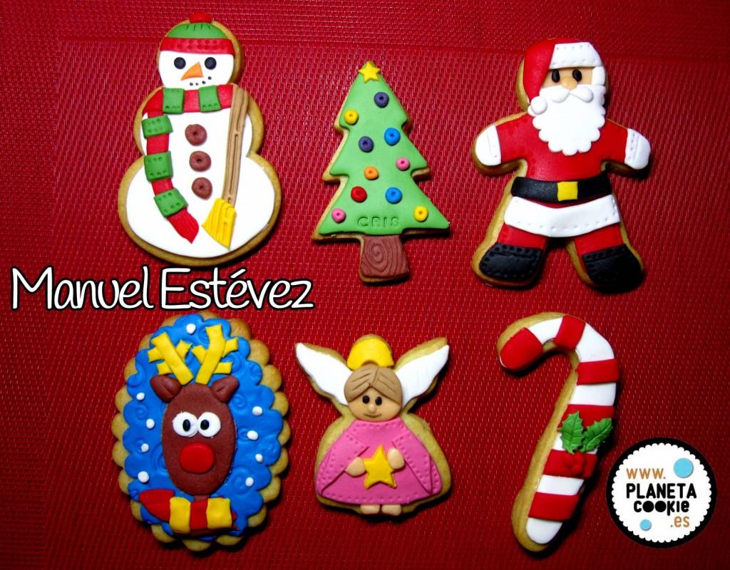 Las galletas de Manuel