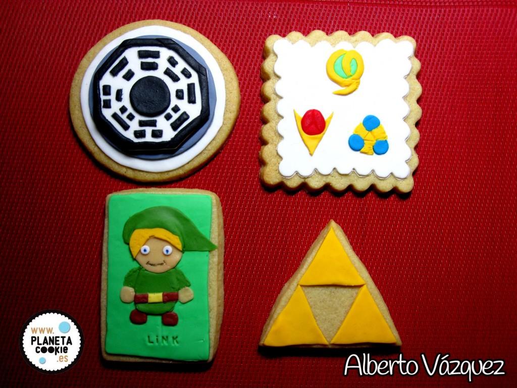 Las galletas de Alberto