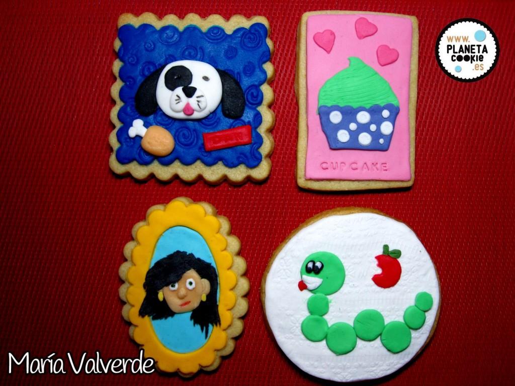 Las galletas de María