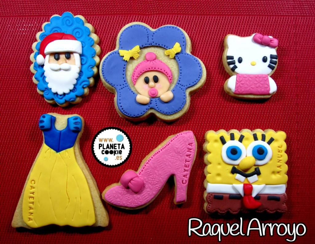 Las galletas de Raquel