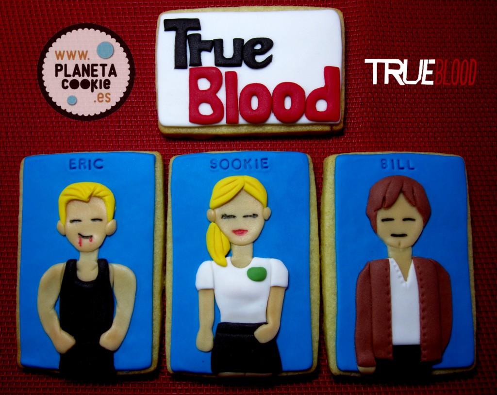 Personajes principales de la serie