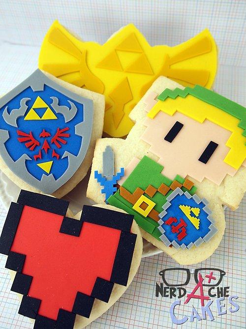 Galletas Zelda