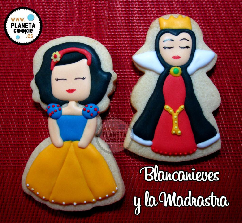 Blancanieves-Madrastra