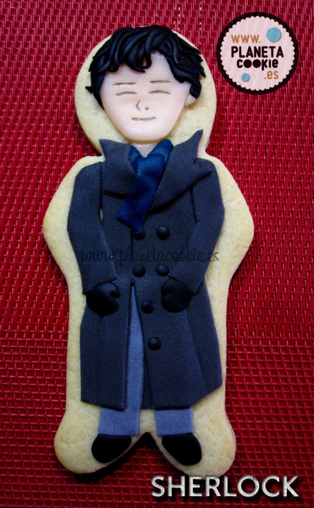 Sherlock-galleta