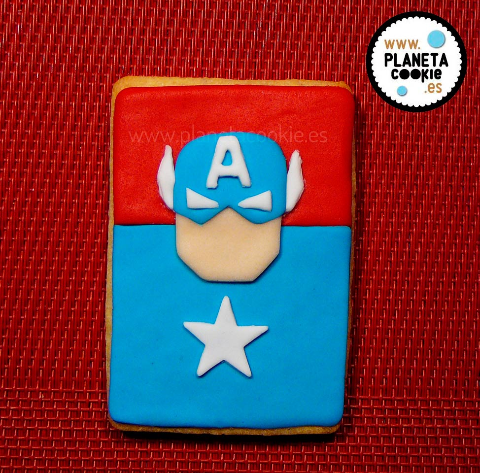 capitan-america-cookie