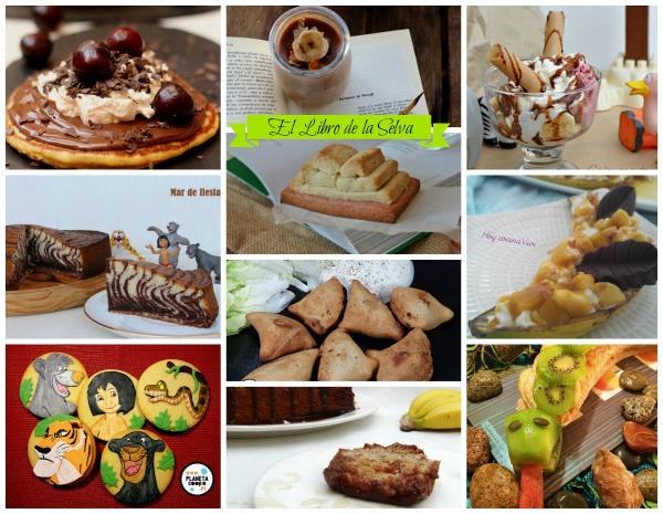 PicMonkey Collage el libro de la selva
