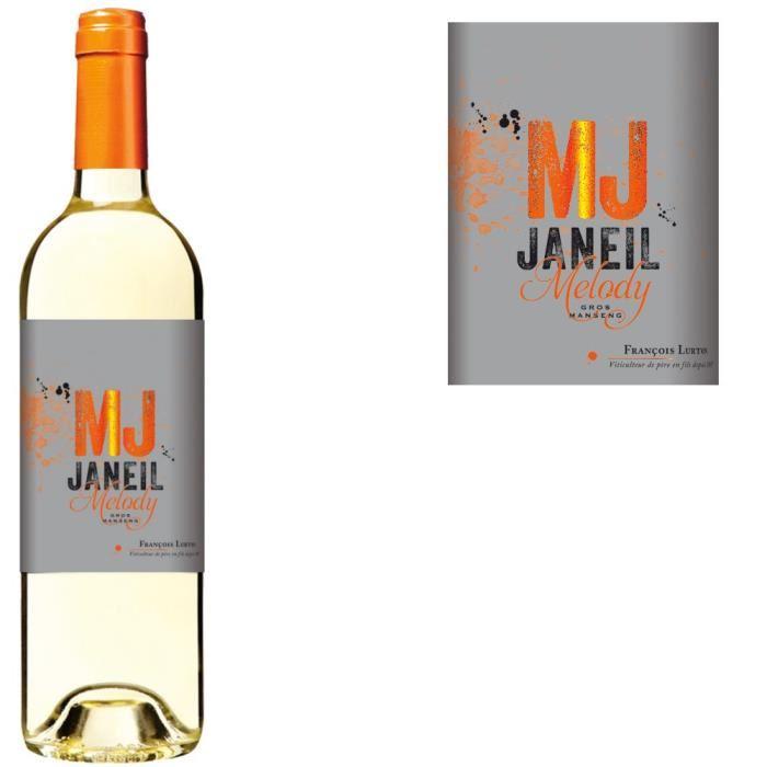 vino- mj-janeil-melody-gros-manseng-cotes-de-gascogne