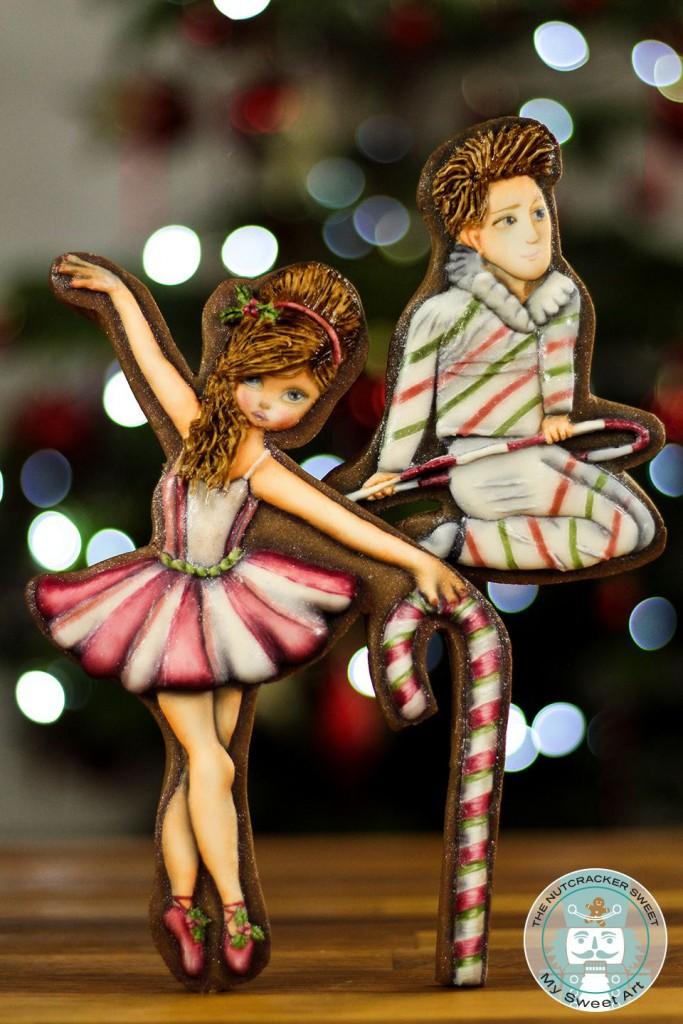 Candy Canes -danza Rusa