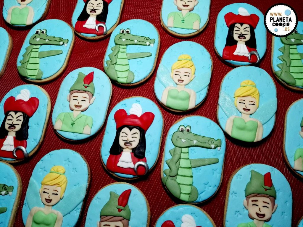 Galletas Peter Pan Planeta Cookie
