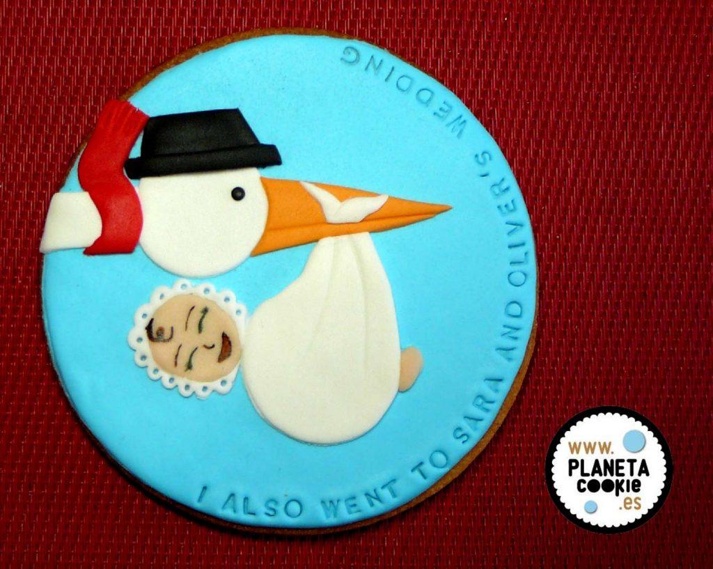 Planeta Cookie Galletas Decoradas Personalizadas Sevilla