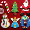 Cursos de galletas decoradas con fondant Planeta Cookie Diciembre/12