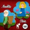 Clara y el Abuelito de Heidi