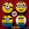 Cupcakes Minion, animalitos y más...