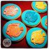 Un acuario de galletas