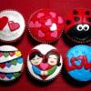 Cupcakes San Valentín - Cursos en Lora del Rio