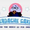 Soy #superfan de: Nerdache Cakes