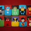 Más superhéroes!