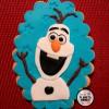 Galletas Frozen: Olaf, Anna & Elsa (versión mini)