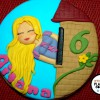 Galletas de princesas Disney