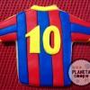 Galletas Culés (Fútbol Club Barcelona)