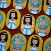 La fiesta del Nilo: galletas egipcias