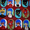 """Galletizando """"Las aventuras de Ladybug"""""""