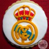 Camiseta y escudo Real Madrid